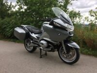 Superb BMW R1200RT SE for sale