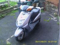 yamaha cygnus 125 2004 non runner spares or repairs