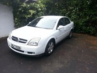 OPEL / VAUXHALL Vectra 1.9 CDTI 5 seater 4 door saloon