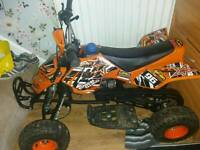 Wanted mini quad or moto mini crosser complete or parts