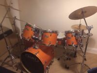 Mapex M Series 6-piece Drum Kit with Zildjian ZXT cymbals