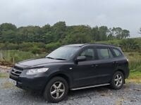 Hyundai, SANTA FE, Estate, 2008, Auto, 2188 (cc), 5 doors