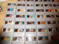 300++ RETRO VIDEOGAME COLLECTION FOR SALE SNES,N64,GAMECUBE,PS1,PS2,PS3,XBOX,DS