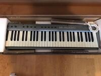 M-Audio Prokeys Sono 61 MIDI controller, audio interface and keyboard