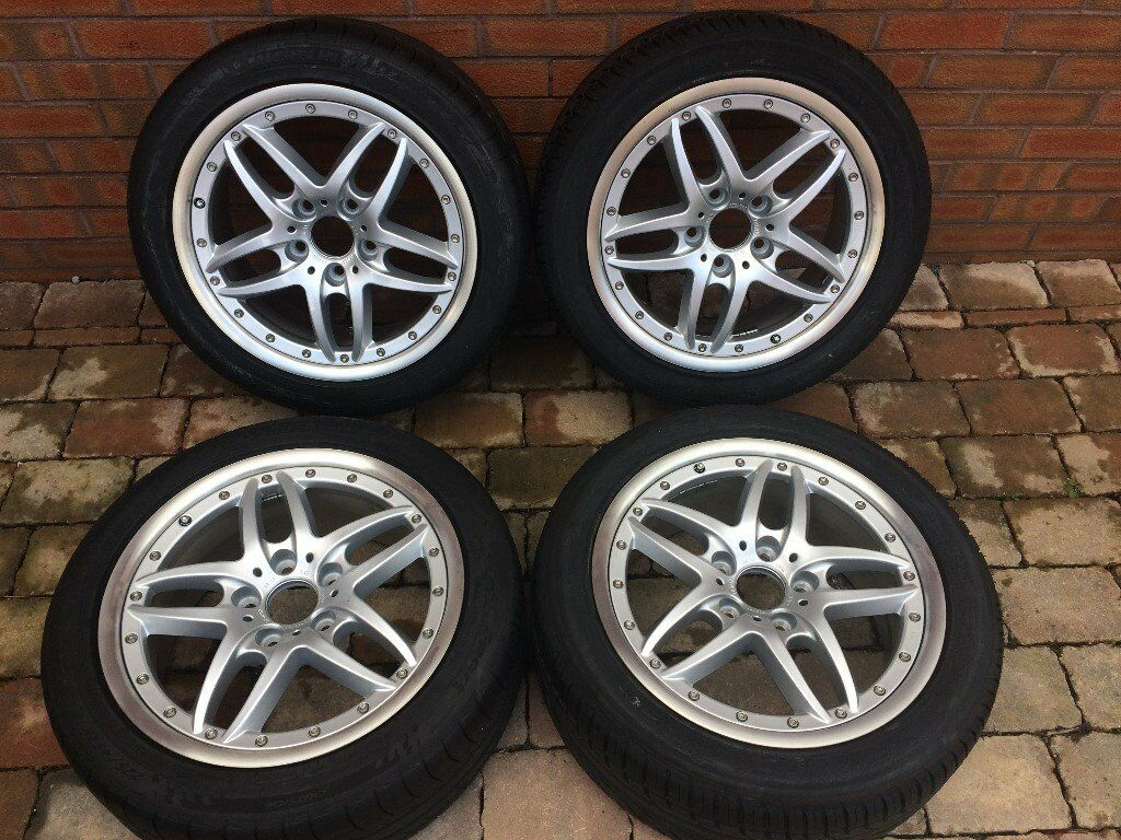 Bmw Style 71 Alloys And Michelin Tyres In Taunton