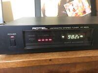 Rotel RT-850L tuner radio separate