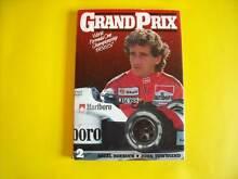 GRAND PRIX 1986 - World F1 Championships Book #2 Toowoomba Toowoomba City Preview