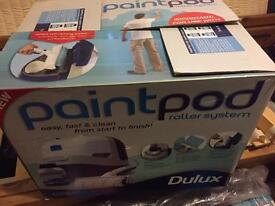 Deluxe paint pod with new roller
