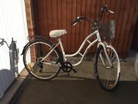 Vintage style Dutch bike