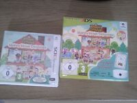 Animal crossing- happy home designer 3DS game