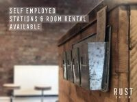 Beauty Salon Station/Room Rental - Self Employed