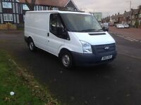 Ford transit t280 100ps 6 speed Brand new engine replaced off main dealer no vat