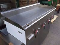 FLAT GRILL RESTAURANT KITCHEN SHOP FASTFOOD CAFE CATERING BRAND NEW GAS COMMERCIAL BBQ OUTDOORS