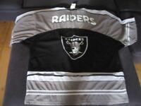Raiders NFL t-shirt (new)