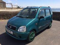 04 suzuki wagon r+gl estate.-1328 cc .one owner 49000 miles.