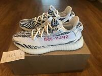 Adidas YEEZY Boost 350 zebra UK7