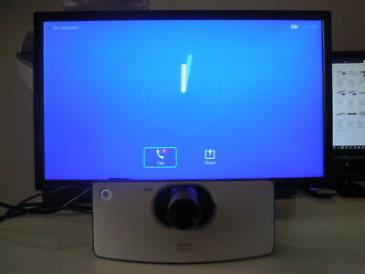 Cisco Sx10 Telepresence Quick Set Cts-sx10-k9 Ttc7-22 In Stock 1 Year Wty