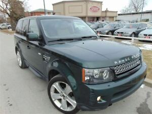 2012 Land Rover Range Rover Sport HSE LUXURY NAVIGATION CAMERA
