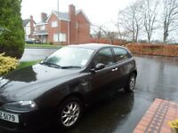 2005 Alpha Romeo 147 lusso 5dr
