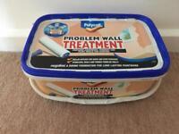 Problem Wall Treatment