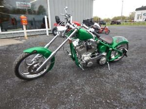 2010 Custom Built Chopper