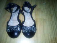 Next Girls party shoes size 10