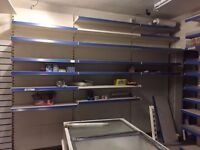 Loads of Shop Shelving for SALE! Very Good Condition!