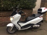 Honda FES 2013 S Wing ABS Brakes System 1 year MOT Turbo Exhaust New Engine. No pcx or sh