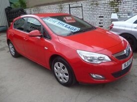 Vauxhall ASTRA Exclusiv,5 dr hatchback,2 previous owners,2 keys,FSH,full MOT,runs and drives as new