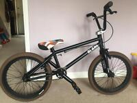 "BMX blank hustla 18"" immaculate condition"