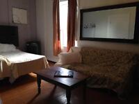 Large Furnished Room