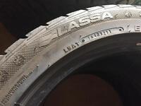 Lassa snow tyres 245/45R17