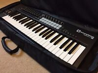 Novation Launchkey 49 MK2 + case + sustain pedal - BARGAIN