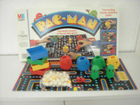 Pac-man board game. 2-4 players aged 7 - 14 years.