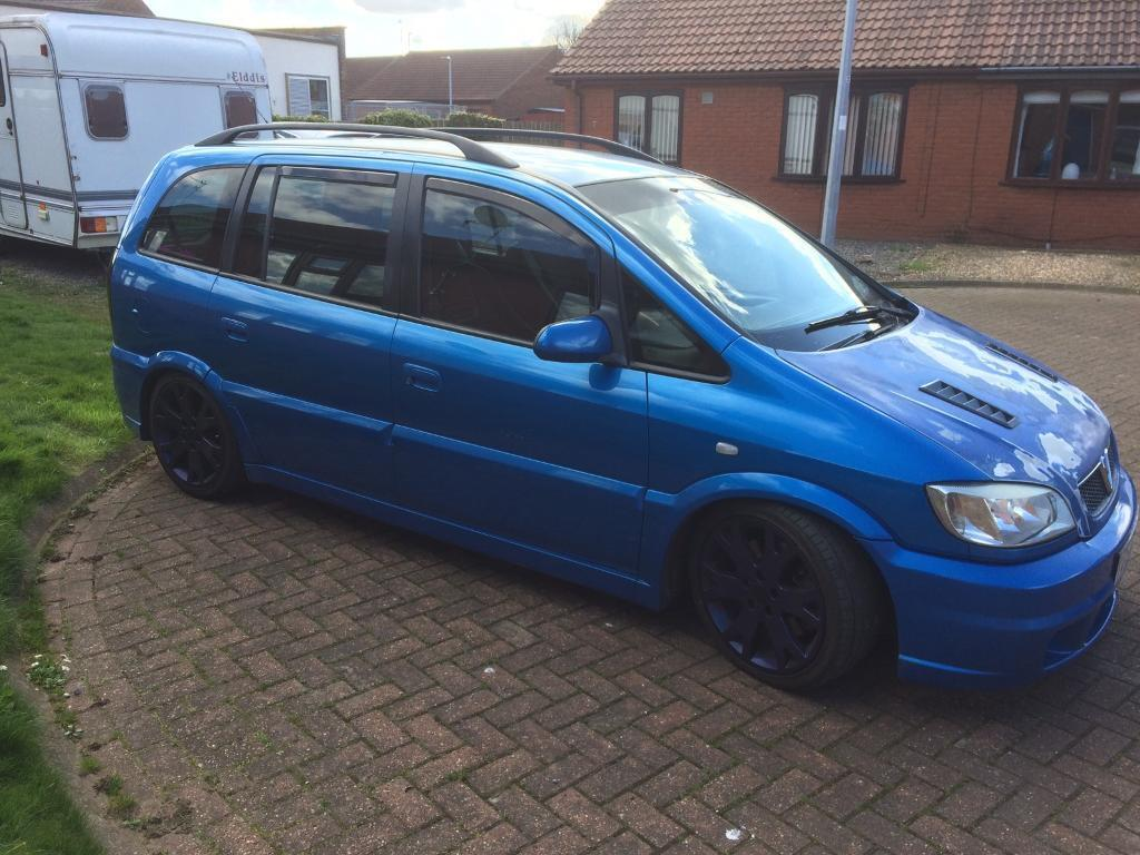 Zafira Gsi In Withernsea East Yorkshire Gumtree