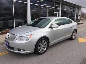 2011 Buick LaCrosse CXL Leather Chrome Wheels Brand New Tires