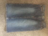 Dolce & Gabbana Denim Skirt Size 12