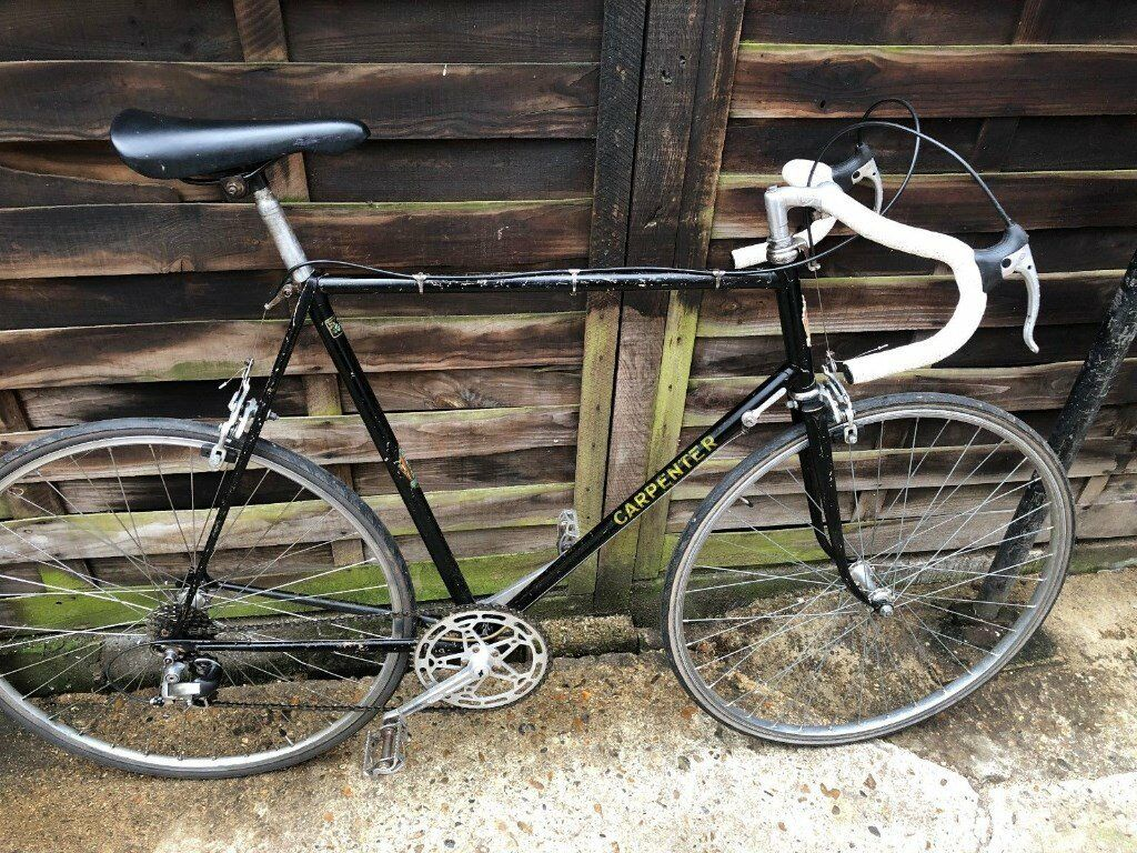 Carpenter vintage racing bike for sale ............................. Classic  lightweight Mid 50's