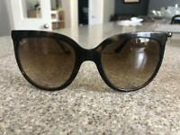 Genuine Ray Ban Sunglasses in Brown