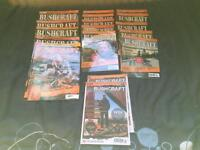 Bushcraft magazines