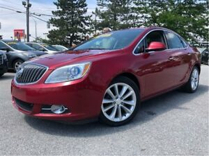 2014 Buick Verano MOONROOF LANE DEPARTURE SYSTEM