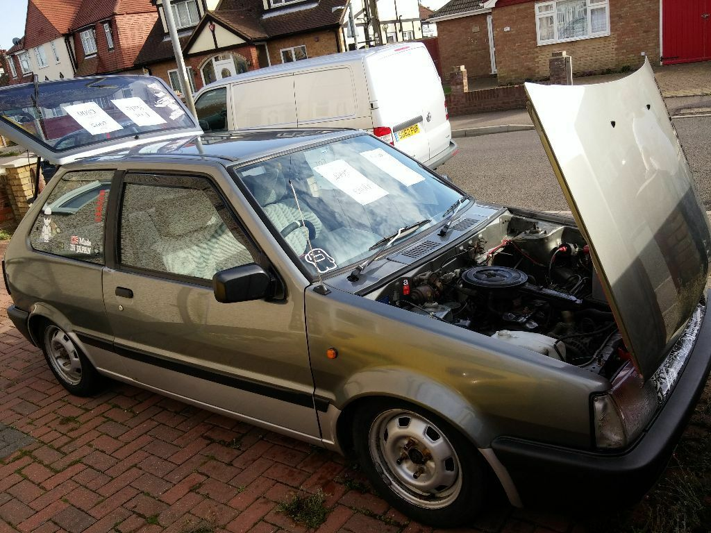 Lowered Nissan Micra K10  Lots Of Parts And Modifications