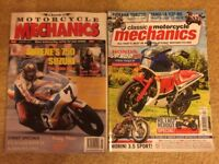 Collection Classic Motorcycle Mechanics Magazines, 2001 - 2016