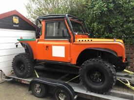 LAND ROVER 3.8 V8 AUTOMATIC OFF-ROADER