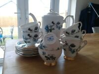 Royal Stafford Bone China Tea Set