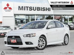 2015 Mitsubishi Lancer SE - Manual Transmission, Sunroof, FWD