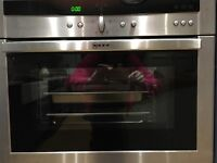 NEFF STEAM OVEN, NEVER BEEN USED, SO IS IN PERFECT WORKING CONDITION.