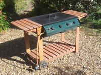 Gas barbeque for sale