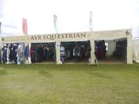 Equestrian Event Sales Assistant