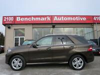 2013 Mercedes-Benz ML350 BLUETEC-PREMIUM 2-CLEAN CAROROOF-1 OWNE